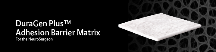 DuraGen Plus™ Adhesion Barrier Matrix