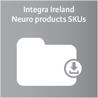 Download Integra Ireland Neuro Products SKUs as PDF.